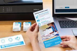 خدمات فروش و پس از فروش پرینترهای اچ پی