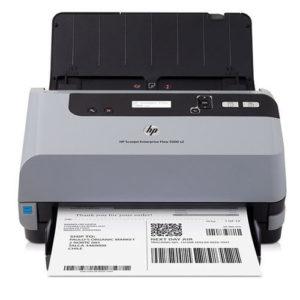 نمایندگی انحصاری اسکنر- اسکنر اچ پی HP Scanner 5000
