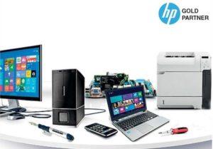 خدمات پس از فروش نمایندگی رسمی محصولات اچ پی