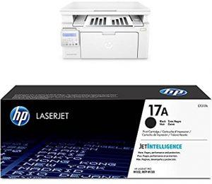 کارتریج 17a مناسب برای چندکاره های اچ پی HP 130 nw