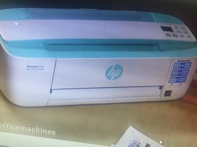 اچ پی پرینتر رومیزی HP