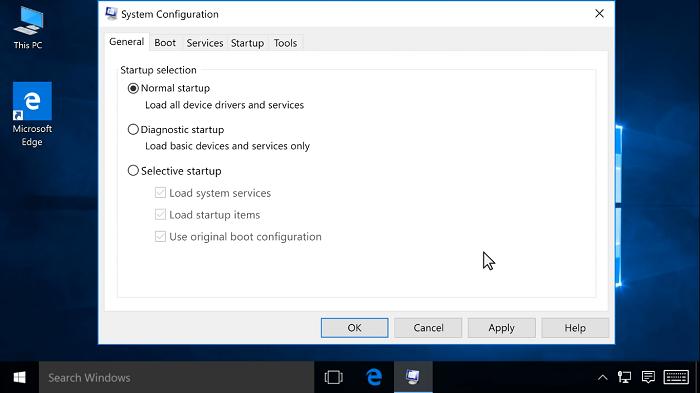 تنظیمات programs در control panel لپ تاپ های اچ پی