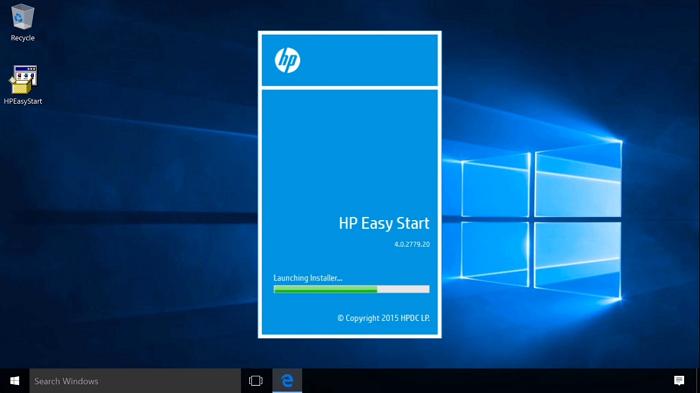تقابل HP و ماکروسافت | نصب چاپگر