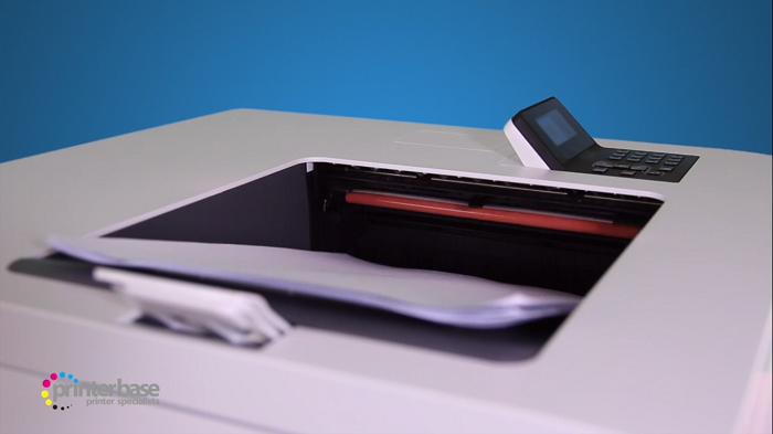 معرفی پرینتر لیزری رنگی HP M553DN