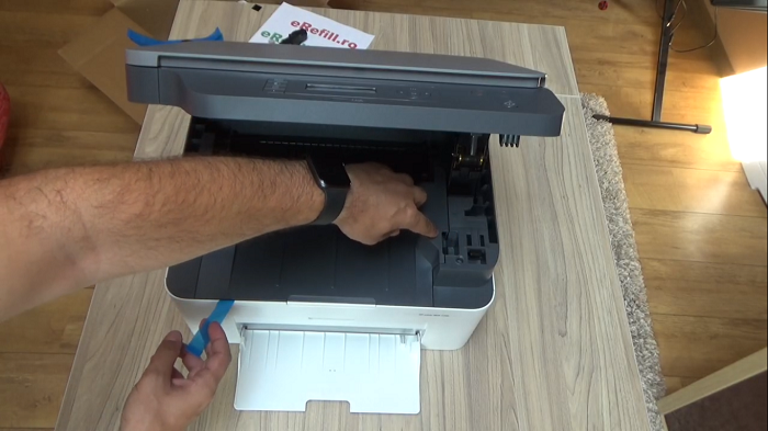 پرینتر سه کاره ی لیزری مشکی HP