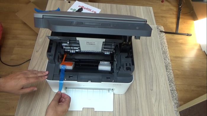 مشخصات فنی پرینتر لیزری HP 135