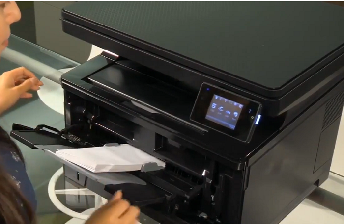 مشخصات فنی پرینتر لیزری HP 435