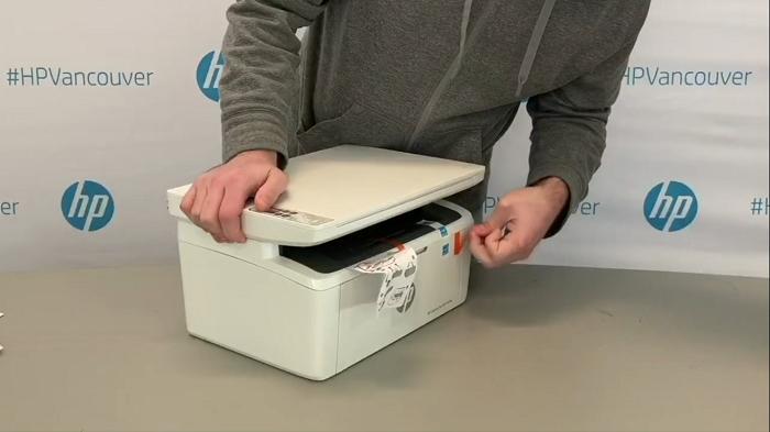 ویژگی پرینتر HP laserjet M28