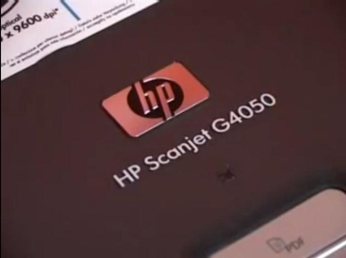 اسکنر HP G4050